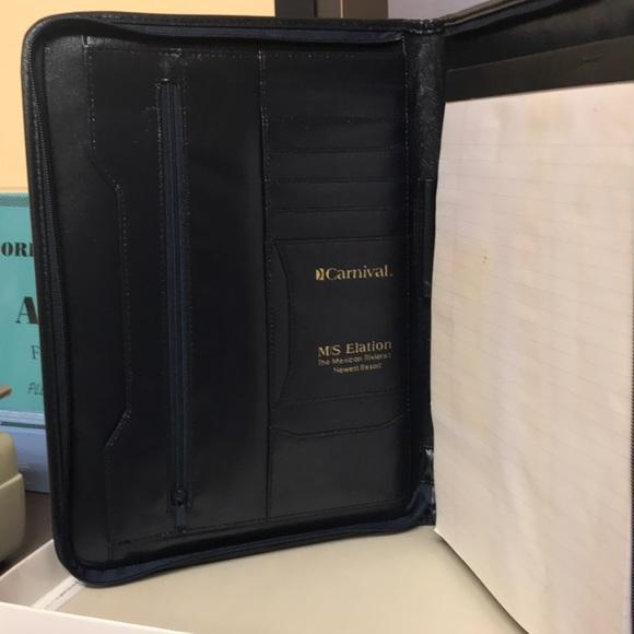 Other - Vintage Legal size pad holder